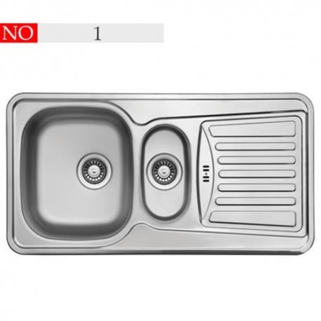 سینک توکار فرامکو مدل 1