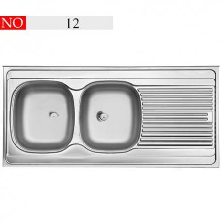 سینک روکار فرامکو مدل 12
