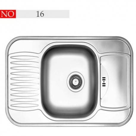 سینک توکار فرامکو مدل 16