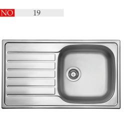 سینک توکار فرامکو مدل 19
