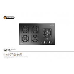 اجاق گاز درخشان کد G614
