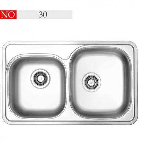 سینک توکار فرامکو مدل 30