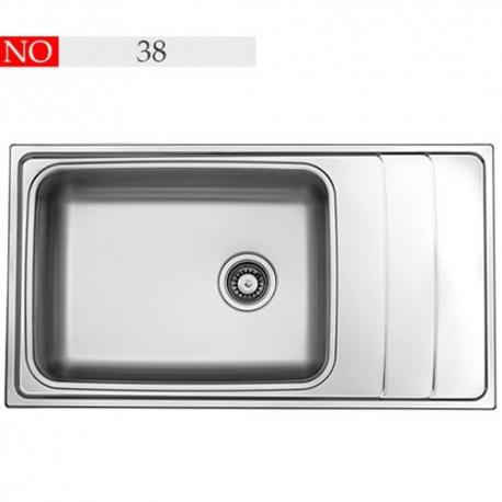 سینک توکار فرامکو مدل 38