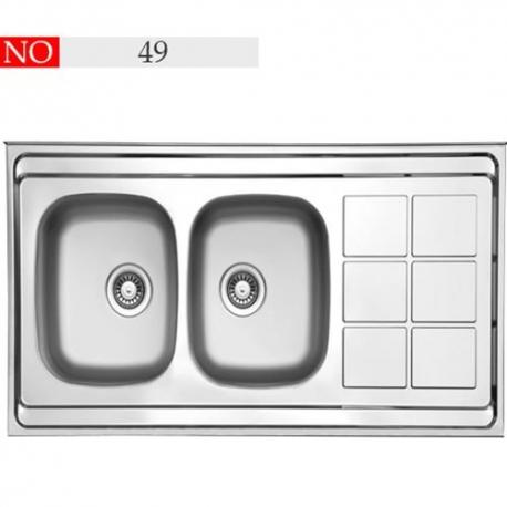 سینک روکار فرامکو مدل 49