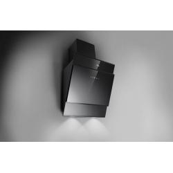 هود شومینه مس مدل اپال مشکی OPAL