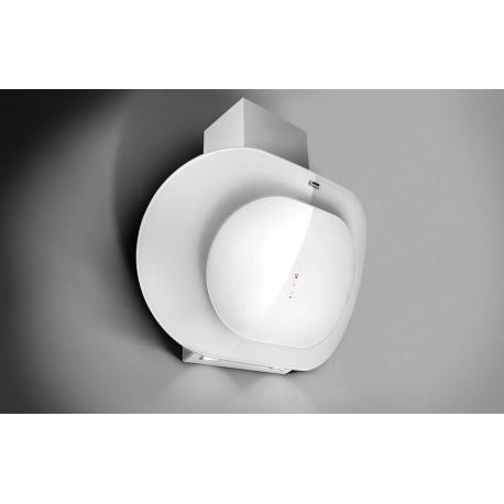 هود شومینه مس مدل اریکس سفید Oryx-w