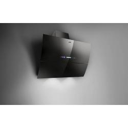 هود شومینه مس مدل ابلیک با درب اتوماتیک Oblique