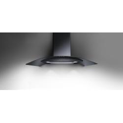 هود شومینه مس مدل اکونومی شیشه ای H2 Eco