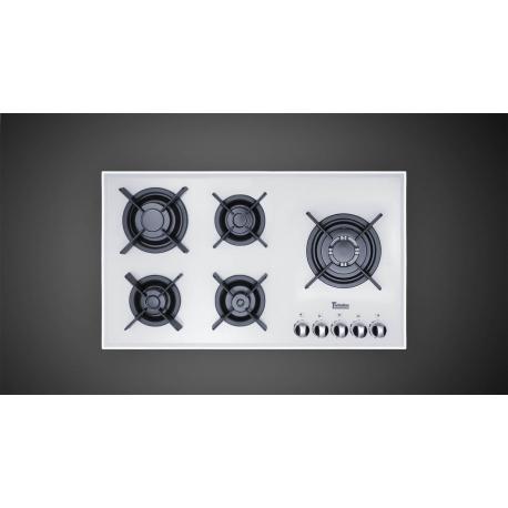 اجاق گاز شیشه سفید مس مدل TG902 w