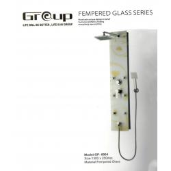 پنل دوش شیشه ای گروپ مدل 6004