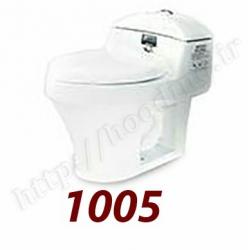 توالت فرنگی اکسنت مدل 1005