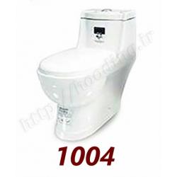 توالت فرنگی اکسنت مدل 1004